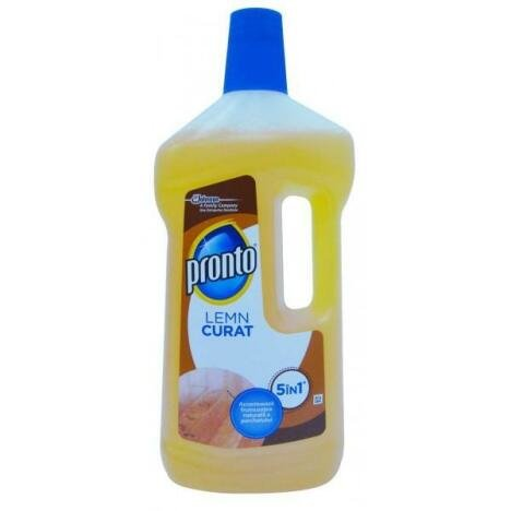 Pronto lemn curat 5in1, detergent lichid 750 ml